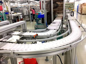 Optical Conveyor Systems